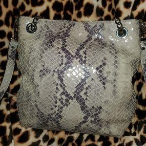 Michael Kors Jet Set chain shoulder bag